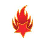 flaming logo thunmb