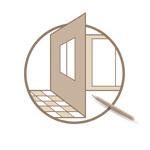 home design logo thumb