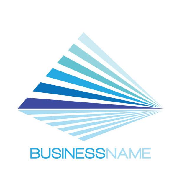 mountain logo with name