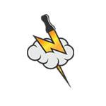 vaping icon logo thumbnail