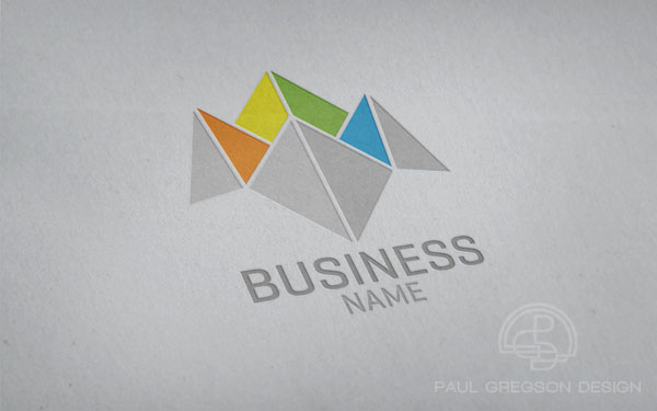 business choice icon pressed on card