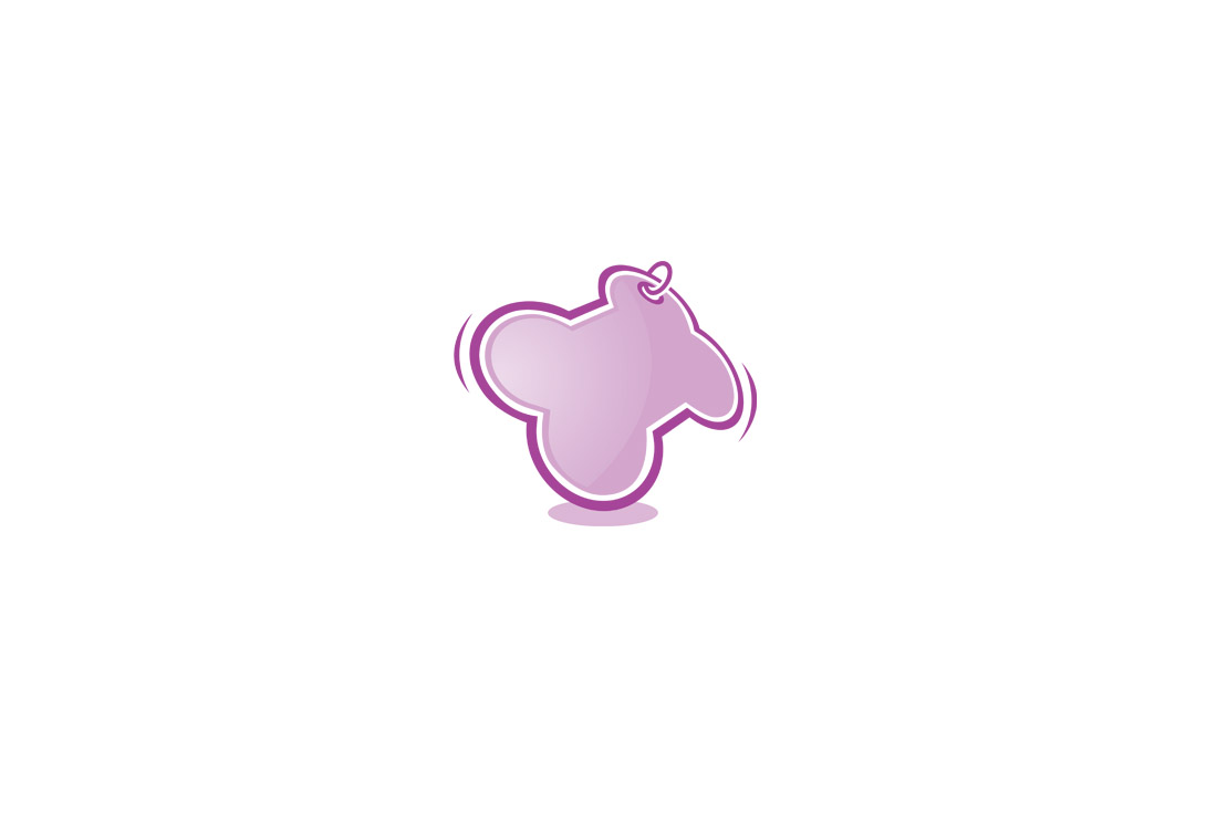 dog bone featured logo