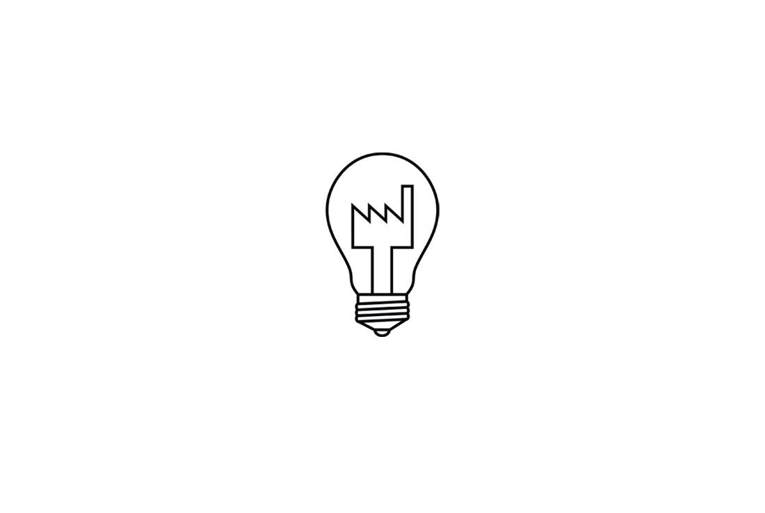 idea factory icon logo