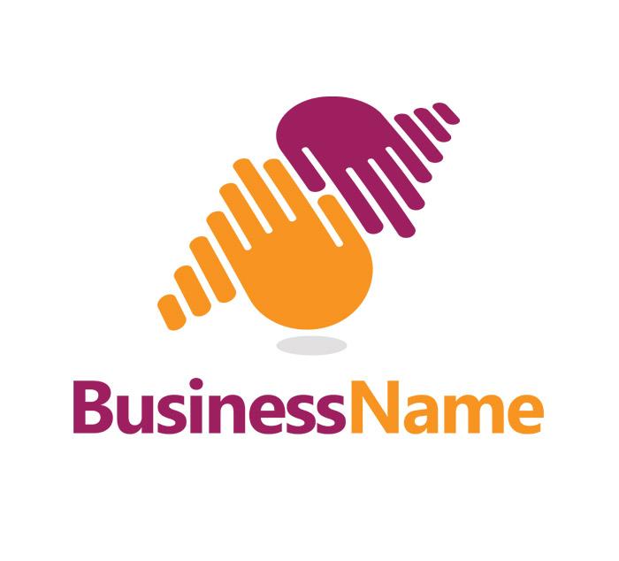 music share logo header