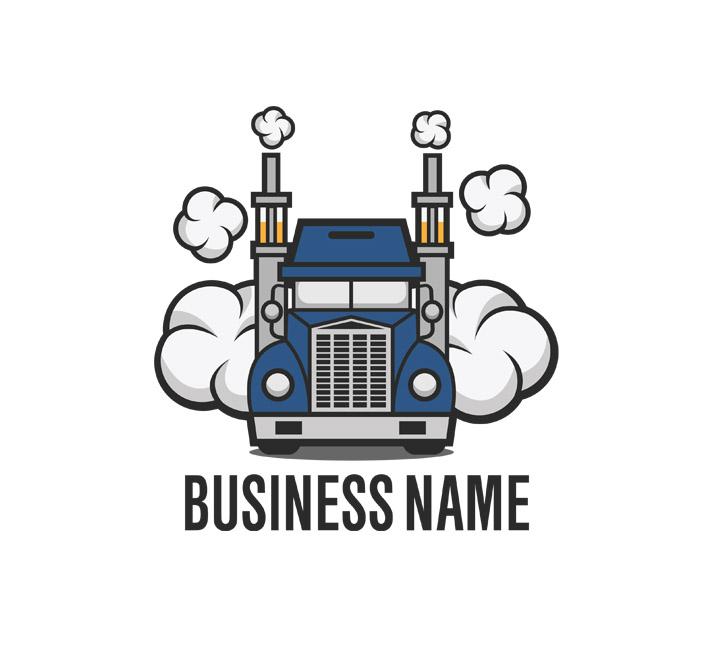 truck vape symbol header