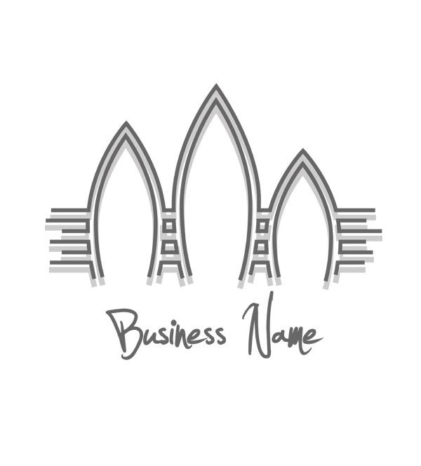 surf board logo header